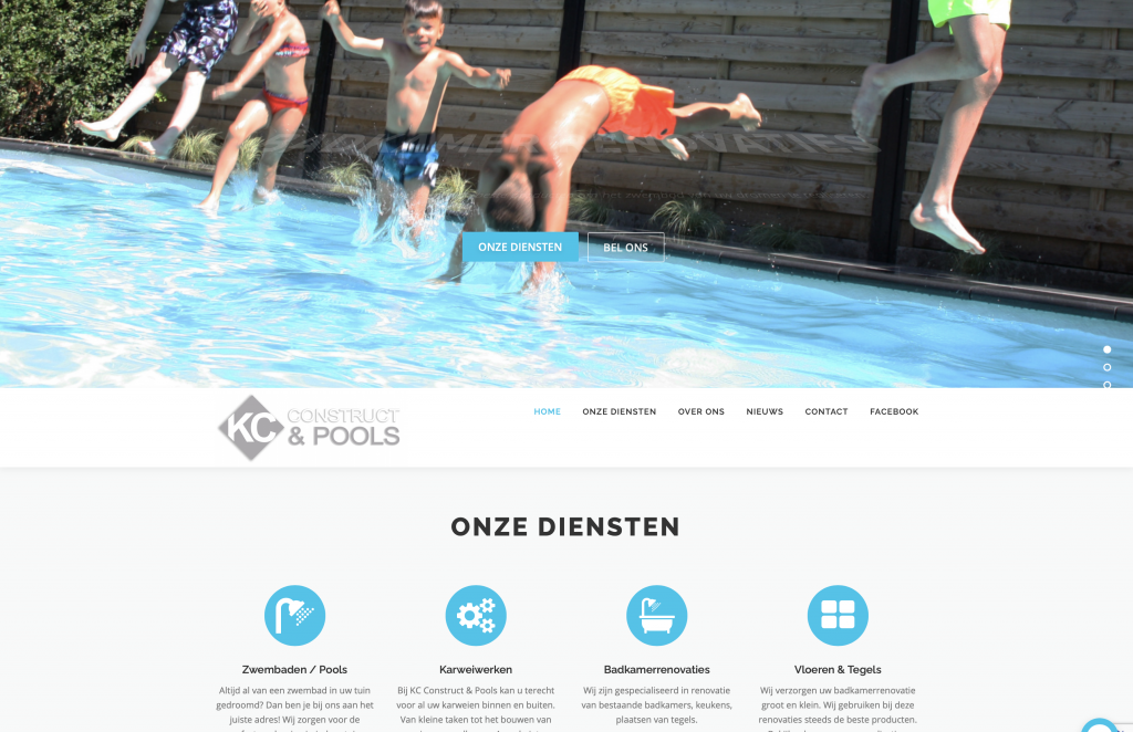 KC Construct and Pools