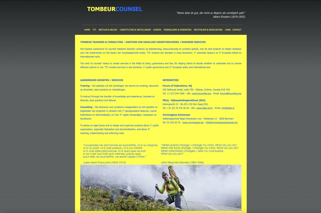 Tombeur Counsel